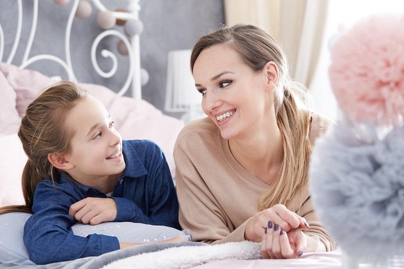 6 wskazówek dotyczących organizowania dnia młodej mamy.